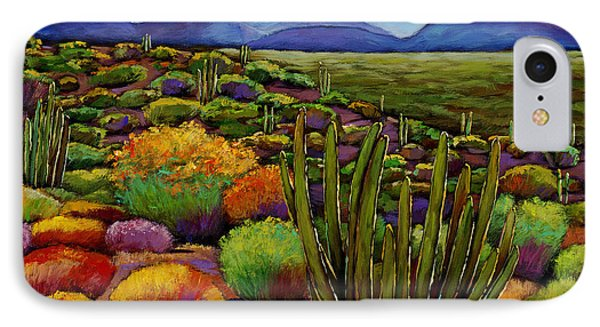 Organ Pipe IPhone Case by Johnathan Harris