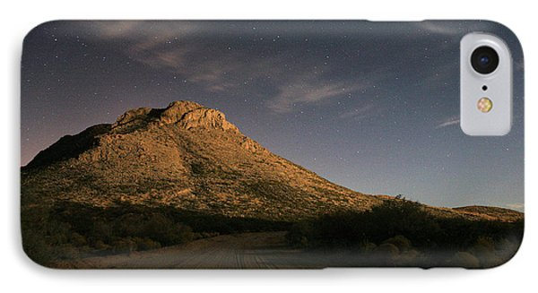 Oro Grande Nights Phone Case by JC Findley