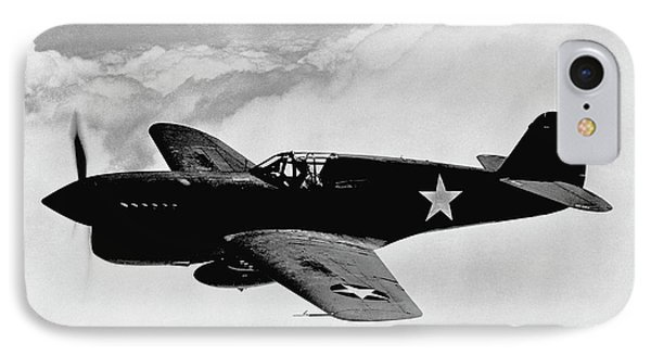 Airplane iPhone 7 Case - P-40 Warhawk by War Is Hell Store