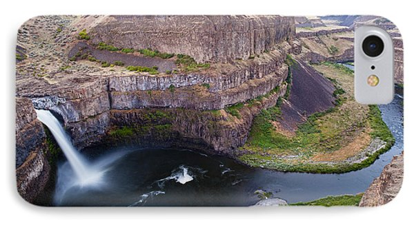 Palouse Falls IPhone Case by Mike Reid