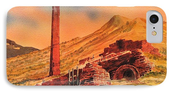 Panamint City Ghost Town California Phone Case by Kevin Heaney