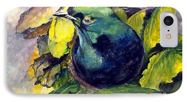 Paradise Bird IPhone Case
