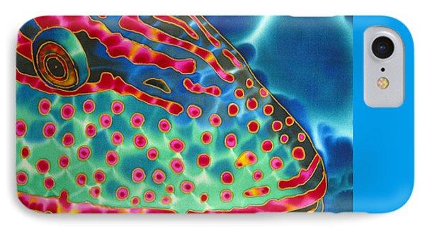 Parrotfish IPhone Case by Daniel Jean-Baptiste