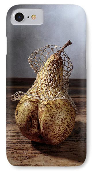 Pear IPhone Case by Nailia Schwarz