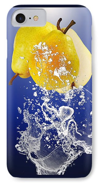 Pear Splash Collection IPhone Case