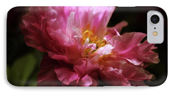 Peony Pride IPhone Case by Jessica Jenney