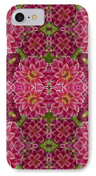 Perennial Garden Art IPhone Case