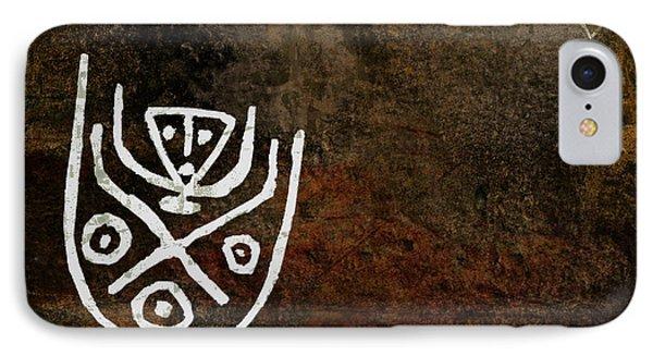 Petroglyph 4 IPhone Case