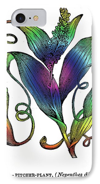 Pitcher Plant Phone Case by Eric Edelman