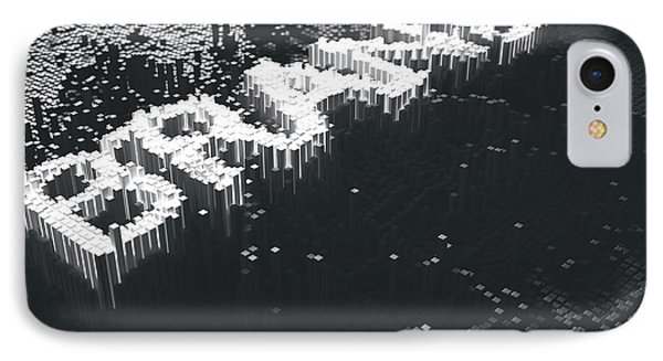 Pixel Brand Concept IPhone Case