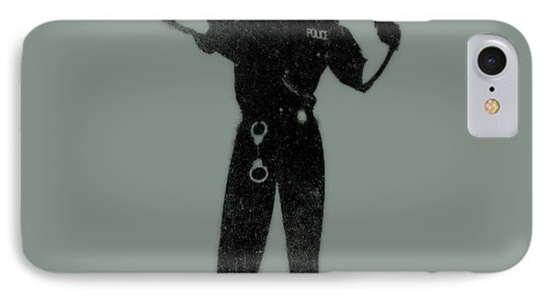 Police Dog Phone Case by Pixel  Chimp