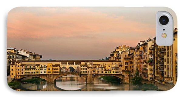 Ponte Vecchio IPhone Case