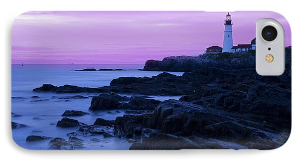 Portland Head Lighthouse Phone Case by Brian Jannsen
