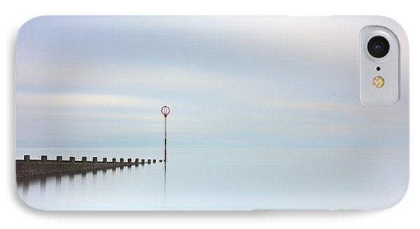 IPhone Case featuring the photograph Portobello Seascape by Grant Glendinning