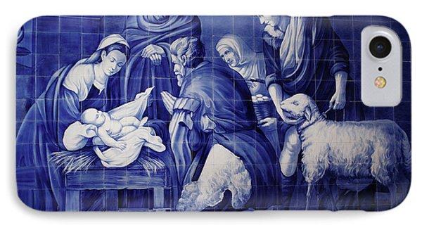 Portuguese Azulejo Tiles Phone Case by Gaspar Avila