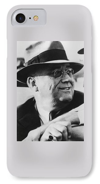 President Franklin Roosevelt Phone Case by War Is Hell Store