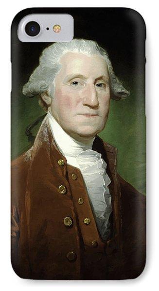 President George Washington  IPhone 7 Case