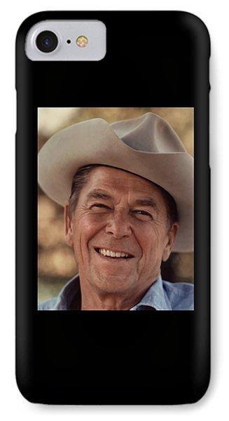 President Ronald Reagan IPhone 7 Case