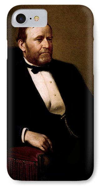 President Ulysses Grant Phone Case by War Is Hell Store
