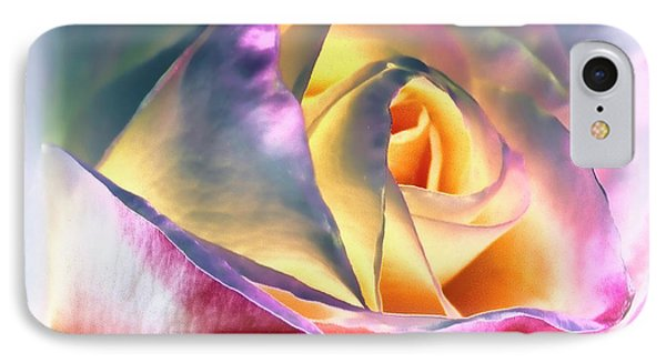 Princess Diana Rose IPhone Case by David Patterson