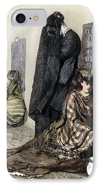Prison: The Tombs, 1870 Phone Case by Granger