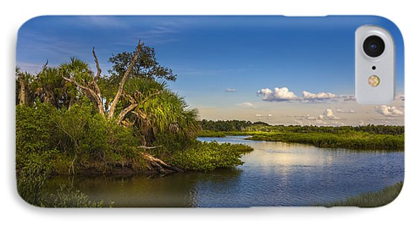 Protected Wetland IPhone Case by Marvin Spates