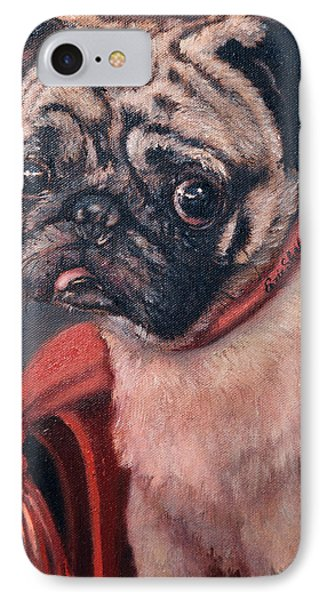 Pugsy IPhone Case