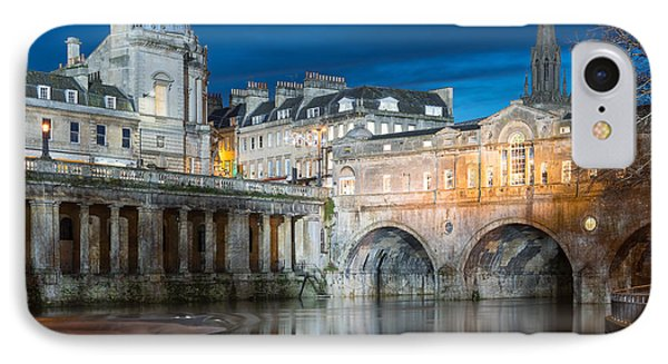 Pulteney Bridge, Bath IPhone Case