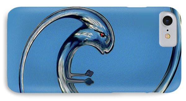 Queet Of The Water IPhone Case by Debra     Vatalaro