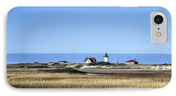 Race Point Lighthouse IPhone Case by John Greim