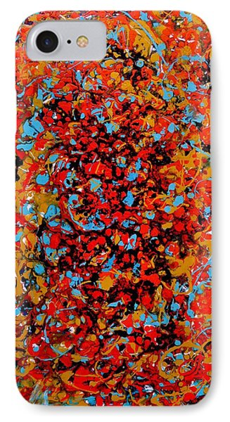 Raindance 1 IPhone Case by Irene Hurdle