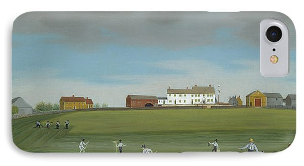Ralph Wheelock's Farm IPhone Case by Francis Alexander