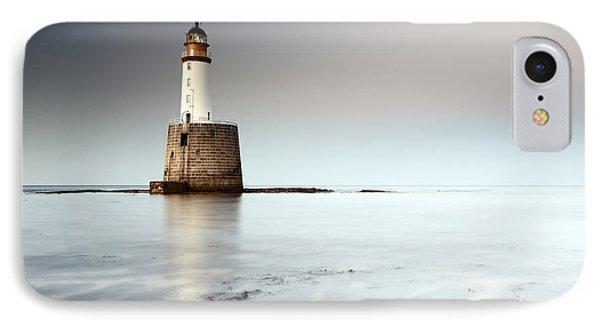 Rattray Head Lighthouse  Phone Case by Grant Glendinning
