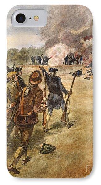 Rebels: Arsenal, 1787 Phone Case by Granger