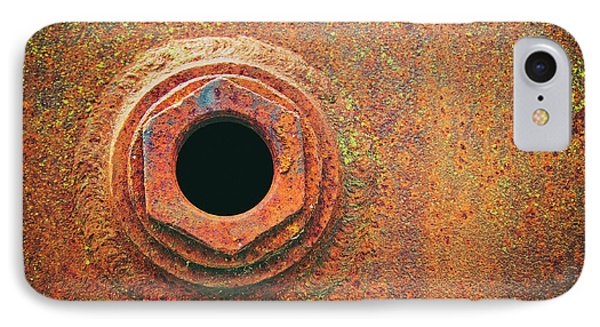 IPhone Case featuring the photograph Receptacle by Tom Druin