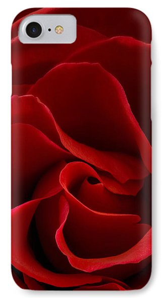 Red Rose Vi IPhone Case