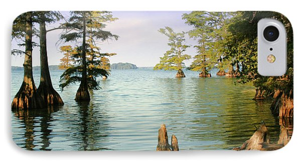 IPhone Case featuring the photograph Reelfoot Lake by Bonnie Willis