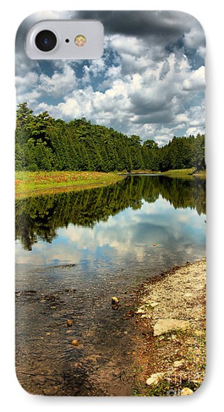 Reflection Of Nature IPhone Case by Joe  Ng