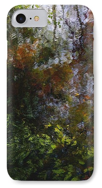 Reflections  IPhone Case by Jim Vance