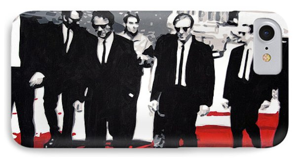 Reservoir Dogs IPhone Case
