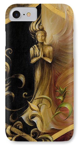 Revelation And Enlightenment Phone Case by Dina Dargo