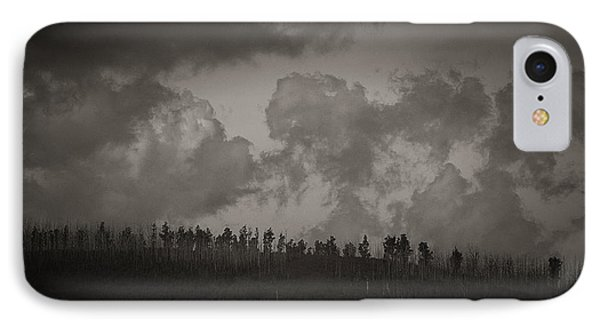 IPhone Case featuring the photograph Ridgeline by Tim Nichols