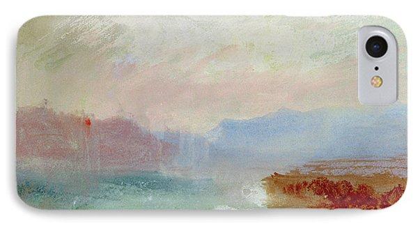River Scene IPhone Case by Joseph Mallord William Turner
