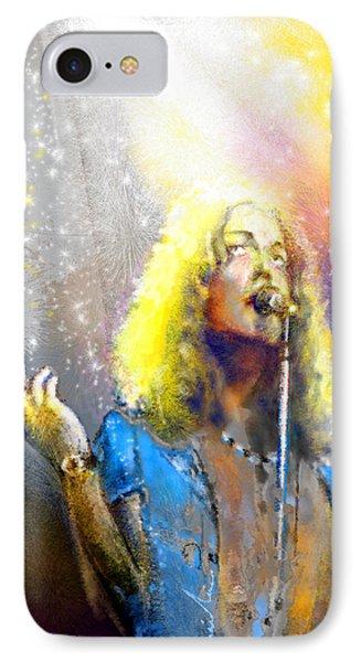 Robert Plant 02 IPhone Case