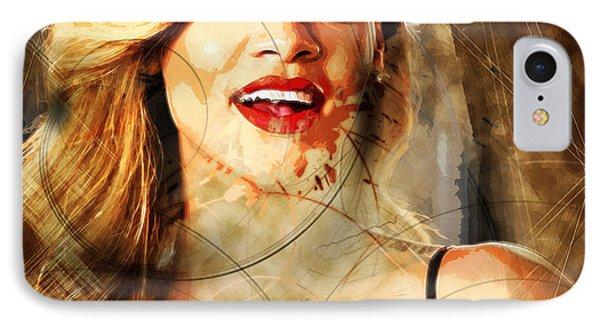 Robyn Rihanna Fenty - Rihanna IPhone Case by Sir Josef - Social Critic -  Maha Art