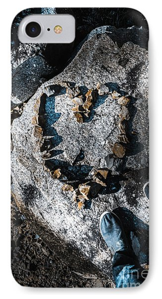 Rock Solid Love IPhone Case by Jorgo Photography - Wall Art Gallery