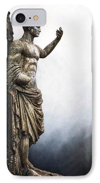 Roman Emperor IPhone Case by Joana Kruse