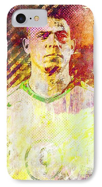 Ronaldo IPhone Case
