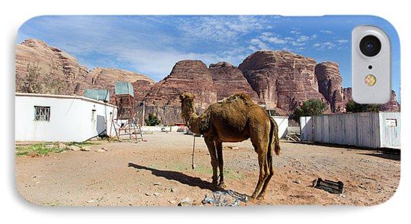 Rum Village, Jordan IPhone Case by Gal Eitan