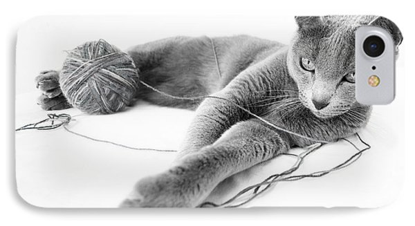 Russian Blue IPhone 7 Case